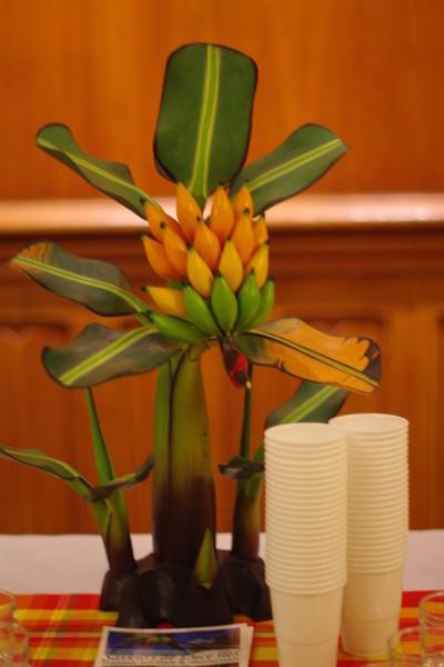 Les saveurs de luce 39 iles nos services de traiteur for Decoration antillaise